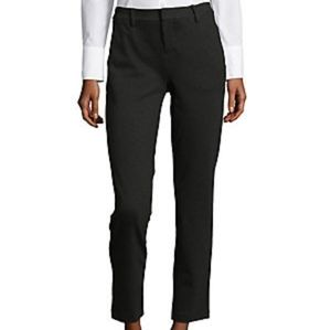 NWT Lord & Taylor Ponte Ankle Pant